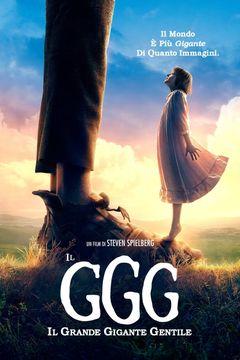 Locandina Il GGG – Il Grande Gigante Gentile