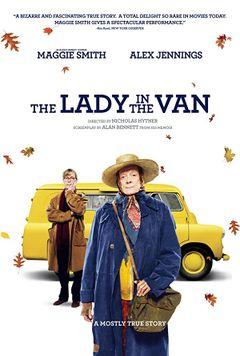 Locandina The lady in the van