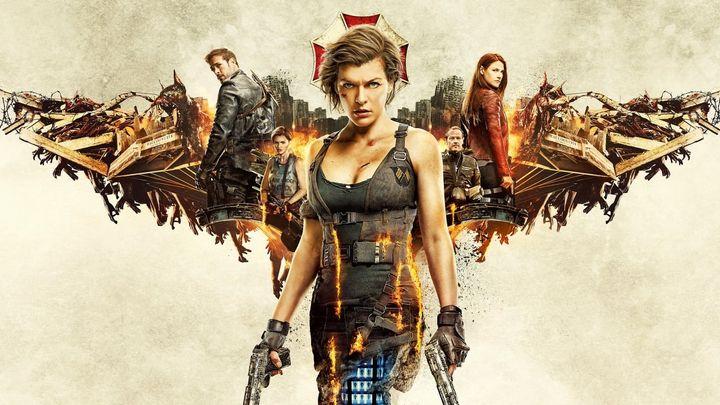 Una scena tratta dal film Resident Evil: The Final Chapter