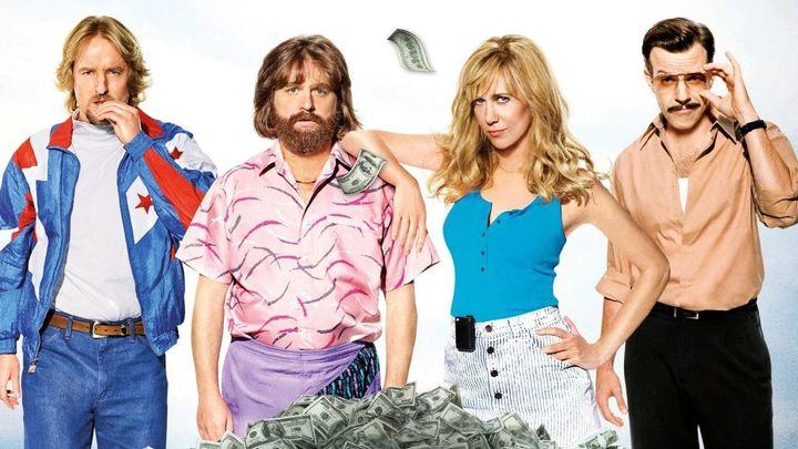 Una scena tratta dal film Masterminds - I geni della truffa