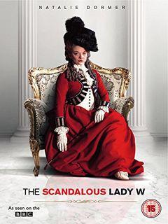 Locandina La vita scandalosa di Lady W
