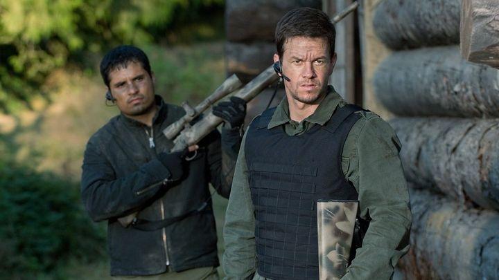 Una scena tratta dal film Shooter
