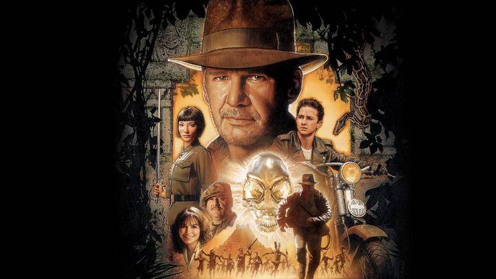 Una scena tratta dal film Indiana Jones E Il Regno Del Teschio Di Cristallo