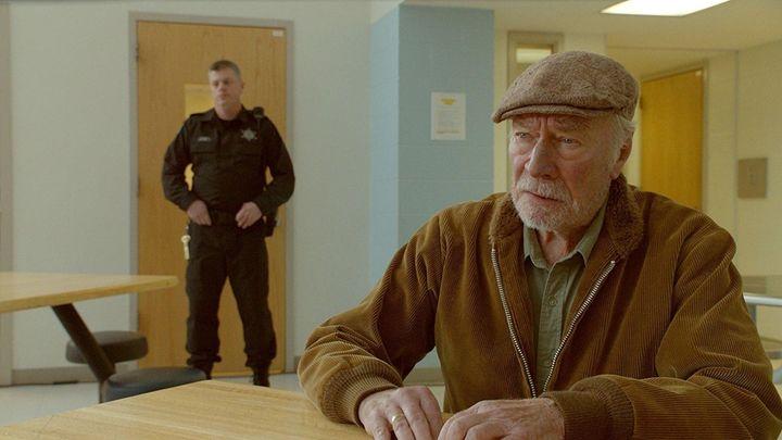 Una scena tratta dal film The Forger