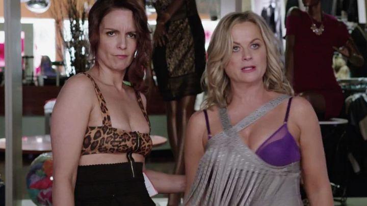 Una scena tratta dal film Le sorelle perfette