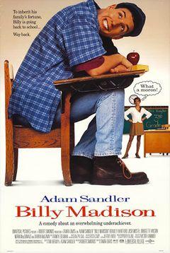 Locandina Billy Madison