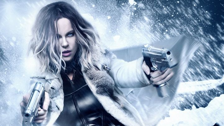 Una scena tratta dal film Underworld: Blood Wars