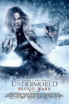 Locandina Underworld: Blood Wars