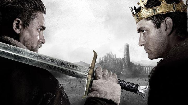 Una scena tratta dal film King Arthur - Il potere della spada