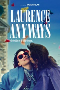 Locandina Laurence Anyways