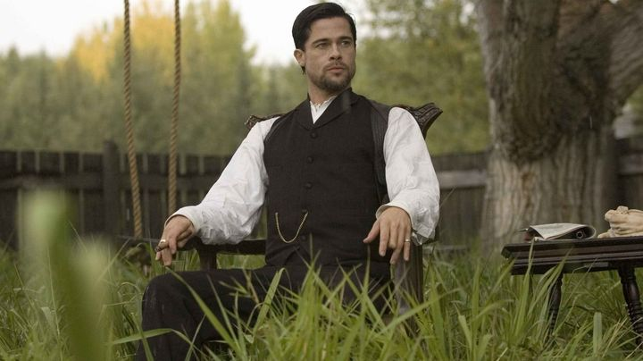 Una scena tratta dal film L'assassinio Di Jesse James Per Mano Del Codardo Robert Ford