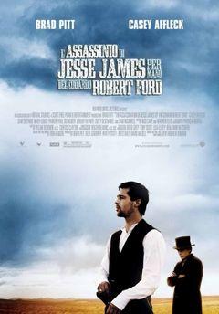 Locandina L'assassinio Di Jesse James Per Mano Del Codardo Robert Ford