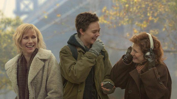 Una scena tratta dal film 3 Generations - Una famiglia quasi perfetta