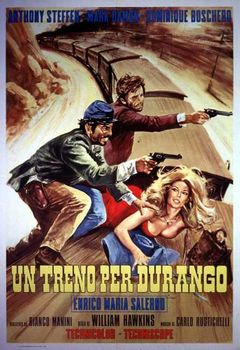 Locandina Un treno per Durango