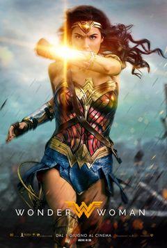 Locandina Wonder Woman