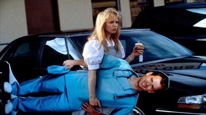 Una scena tratta dal film Betty Love