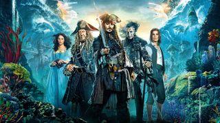 Film, Pirati dei Caraibi - La vendetta di Salazar