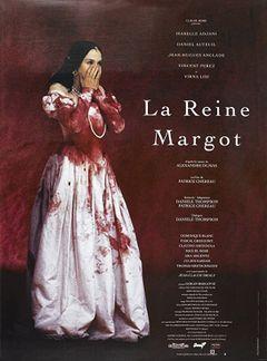 Locandina La regina Margot