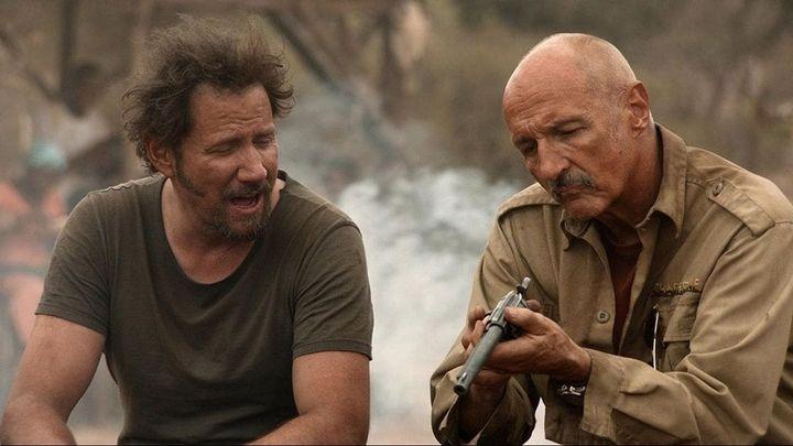 Una scena tratta dal film Tremors 5: Bloodlines