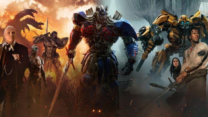 Una scena tratta dal film Transformers - L'ultimo cavaliere
