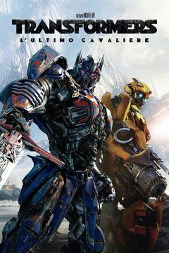 Locandina Transformers - L'ultimo cavaliere