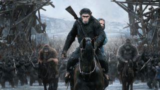 Film, The War - Il pianeta delle scimmie