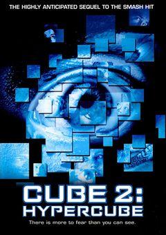 Locandina Il cubo 2: Hypercube