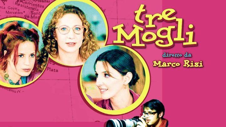 Una scena tratta dal film Tre mogli