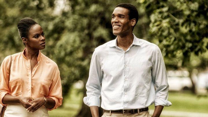 Una scena tratta dal film Ti amo presidente