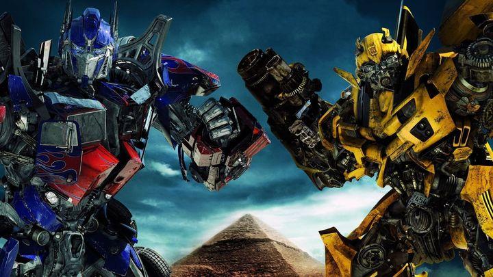 Una scena tratta dal film Transformers - La Vendetta Del Caduto