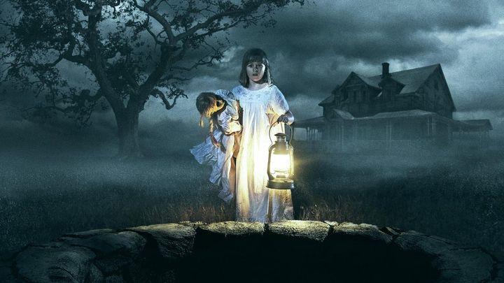 Una scena tratta dal film Annabelle 2: Creation