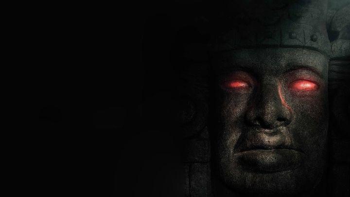 Una scena tratta dal film Le leggende del Tempio Nascosto