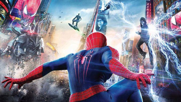 Una scena tratta dal film The Amazing Spider-Man 2 - Il Potere Di Electro