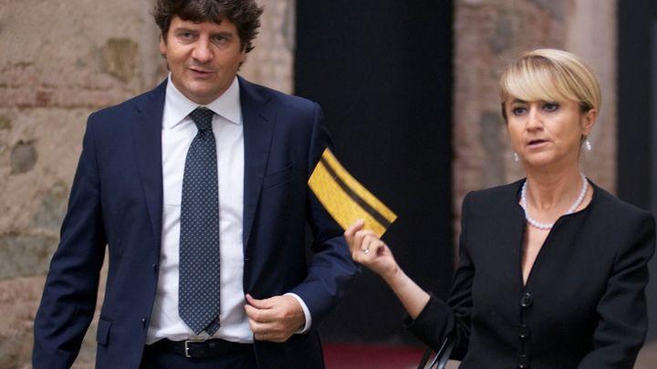 Una scena tratta dal film Aspirante Vedovo
