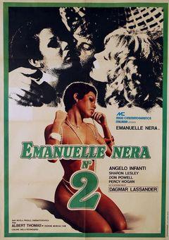 Locandina Emanuelle nera No. 2