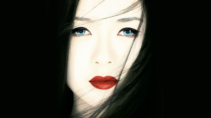 Una scena tratta dal film Memorie di una geisha