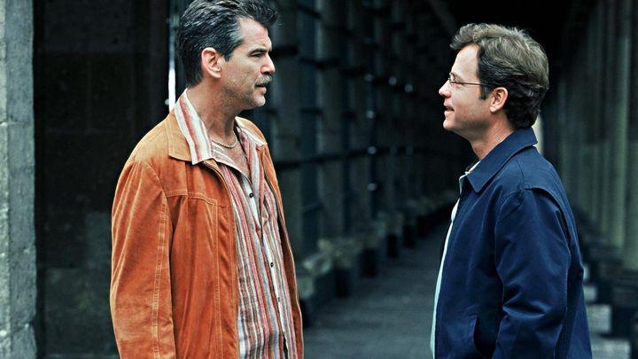 Una scena tratta dal film The Matador