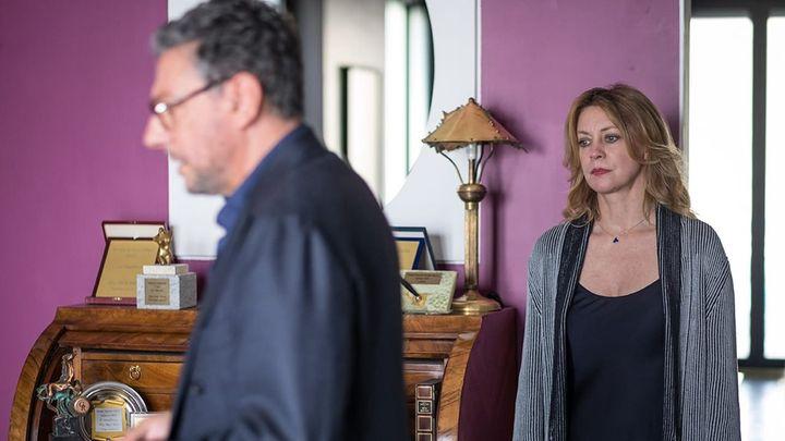 Una scena tratta dal film Piccoli crimini coniugali
