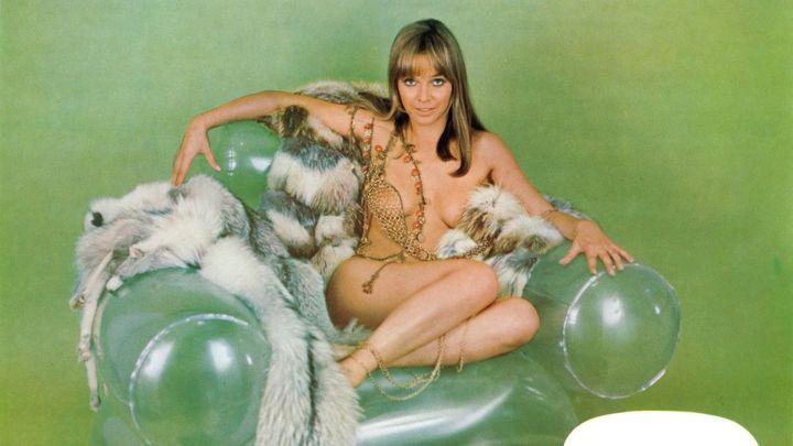 Una scena tratta dal film Le malizie di Venere