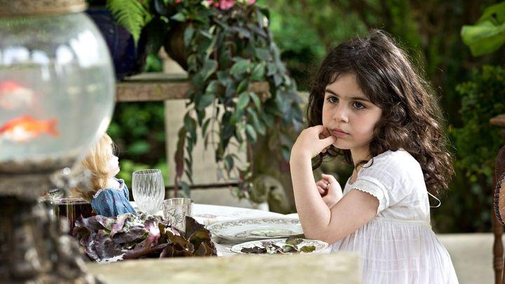 Una scena tratta dal film Quella peste di Sophie