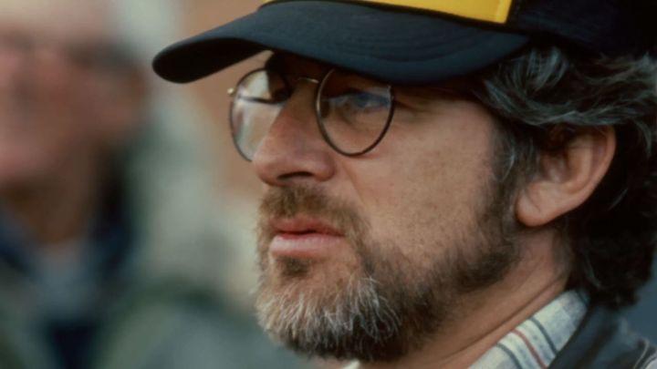Una scena tratta dal film Spielberg