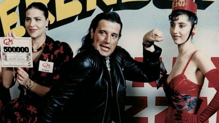Una scena tratta dal film Grandi Magazzini