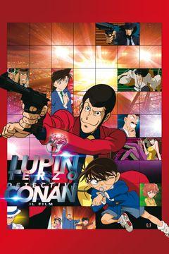 Locandina Lupin III vs Detective Conan