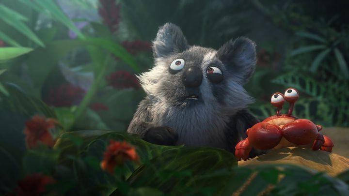 Una scena tratta dal film Vita da giungla: alla riscossa! - Il film
