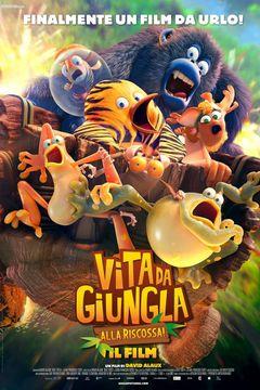 Locandina Vita da giungla: alla riscossa! - Il film