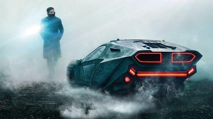 Una scena tratta dal film Blade Runner 2049