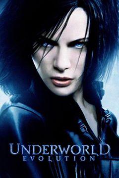 Locandina Underworld: Evolution