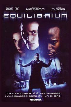 Locandina Equilibrium