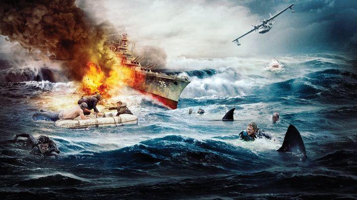 Una scena tratta dal film USS Indianapolis