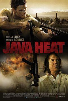Locandina Java Heat